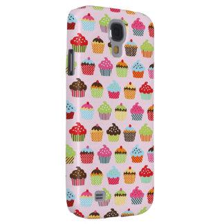Cute Cupcakes Galaxy S4 Case