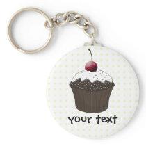 Cute Cupcakes Keychain