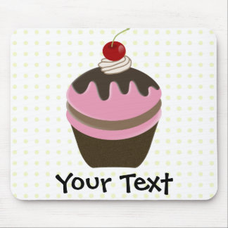 Cute Cupcakes Mouse Pad