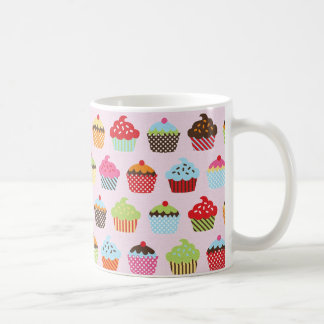 Cute Cupcakes Classic White Coffee Mug