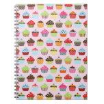 Cute Cupcakes Note Book