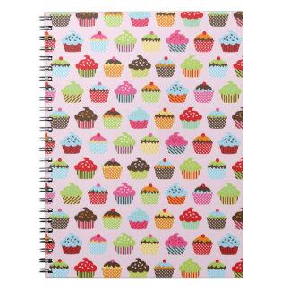Cute Cupcakes Notebook