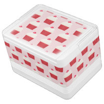Cute Cupcakes pattern Cooler