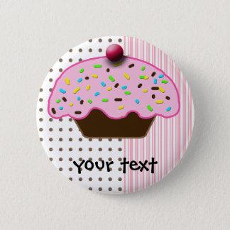 Cute Cupcakes Pinback Button