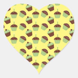 Cute Cupcakes Sticker