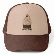 Cute Cupcakes Trucker Hat