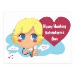 Cute Cupid Postcards