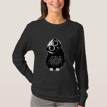 Cute Curious Owl T-Shirt