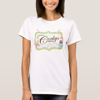 Cute Custom Bakery Shirt