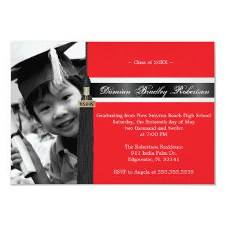 Cute Custom Graduation Invitation