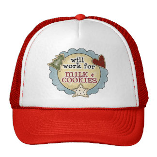 Cute Custom Holiday Apparel Trucker Hat