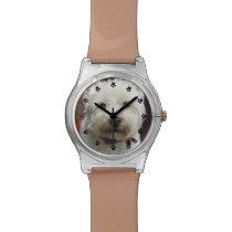 Cute Custom Pet Photo Wrist Watch