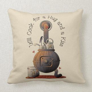 Cute Custom Throw Pillow