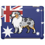 Cute Customizable Pet on Country Flag