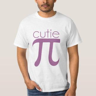 Cute Cutie Pie Pi T-shirts
