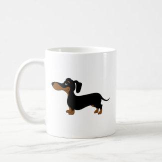 Cute Dachshund Coffee Mug