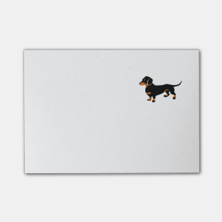 Cute Dachshund - Doxie Dog Post-it® Notes