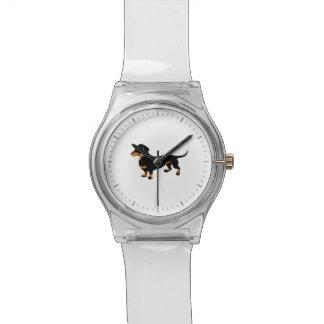 Cute Dachshund - Doxie Dog Wristwatch