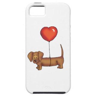 Cute Dachshund Gift iPhone 5 Cases