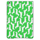 Cute Dachshund Pattern Perfect Gift for Doxie Love iPad Air Cover