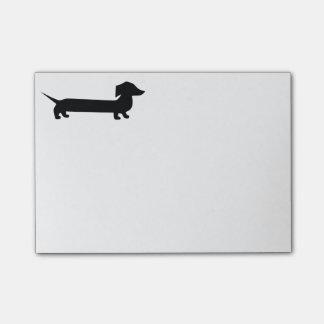 Cute Dachshund Post-it Notes