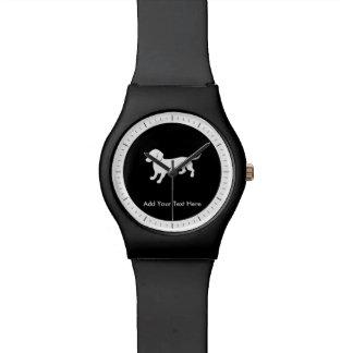 Cute Dachshund Watch