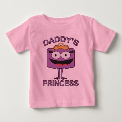 Cute Daddy's Princess Shirts
