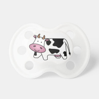 Cute Dairy Cow BooginHead Pacifier