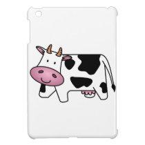 Cute Dairy Cow iPad Mini Cases