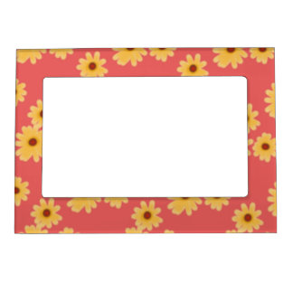 Cute Daisey Magnetic Frame