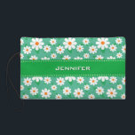 """Cute Daisy Flowers with Custom Name 