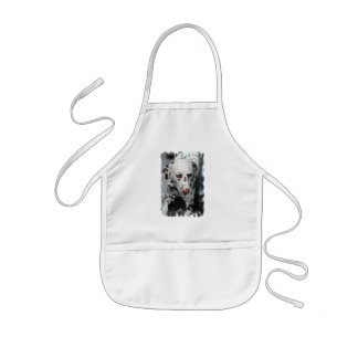 Cute Dalmatian Children's Apron