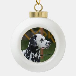 Cute Dalmatian Ornaments