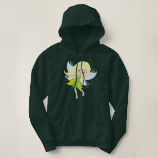 Cute Dancing Fairy Nymph Hoodie
