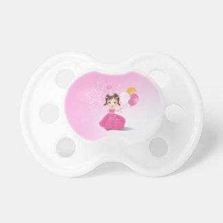 Cute dancing Princess Pacifier