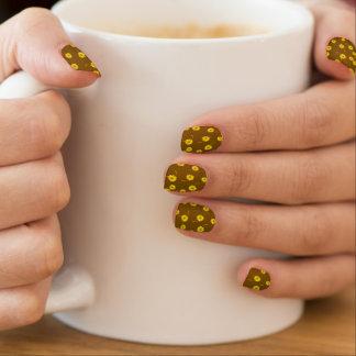 Cute Dandelion Nails Minx ® Nail Art