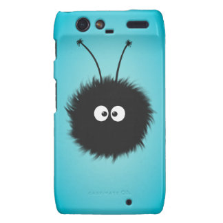 Cute Dazzled Bug Blue Motorola Droid RAZR Cases