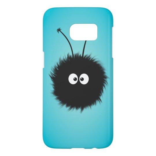 Cute Dazzled Bug Blue Samsung Galaxy S7 Case