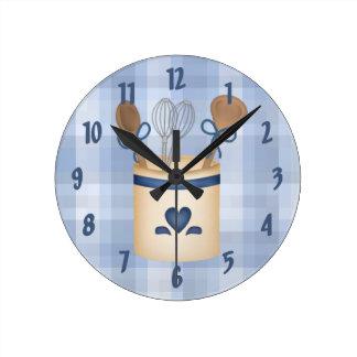 Cute Decorative Kitchen Wall Clock