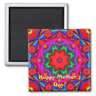Cute decorative Mothers day magnet