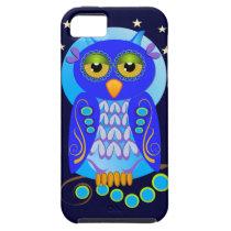Cute Decorative Owl iPhone SE/5/5s Case
