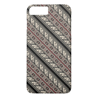 Cute decorative ukrainian patterns design iPhone 7 plus case
