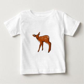 Cute Deer Fawn Baby T-Shirt