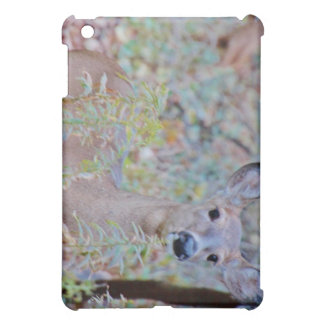 Cute Deer in a Forest Case For The iPad Mini