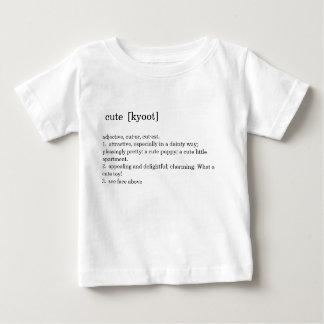 Cute Definition shirt