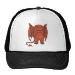 Cute Demon Trucker Hat