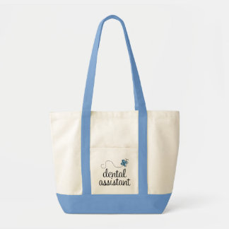Cute Dental Assistant Tote Bag