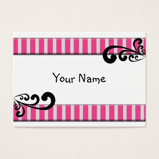 Cute Designer Photo  Business card Templates