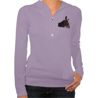 Cute Destiny Farm Animals Donkey Mule Art Shirts