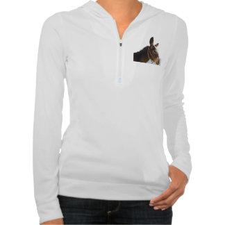 Cute Destiny Farm Animals Donkey Mule Art Sweatshirt